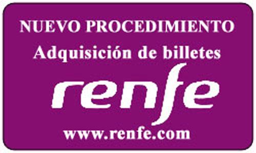Convenio RENFE Ministerio de Defensa