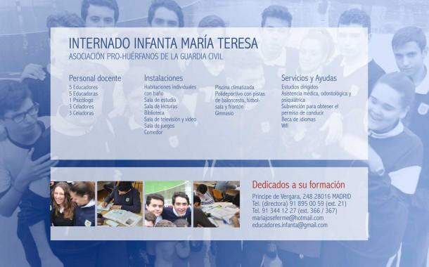 Matriculación en el Colegio Marqués de Vallejo